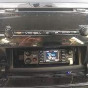 Anytone AT-D578UV Toyota Prius installation